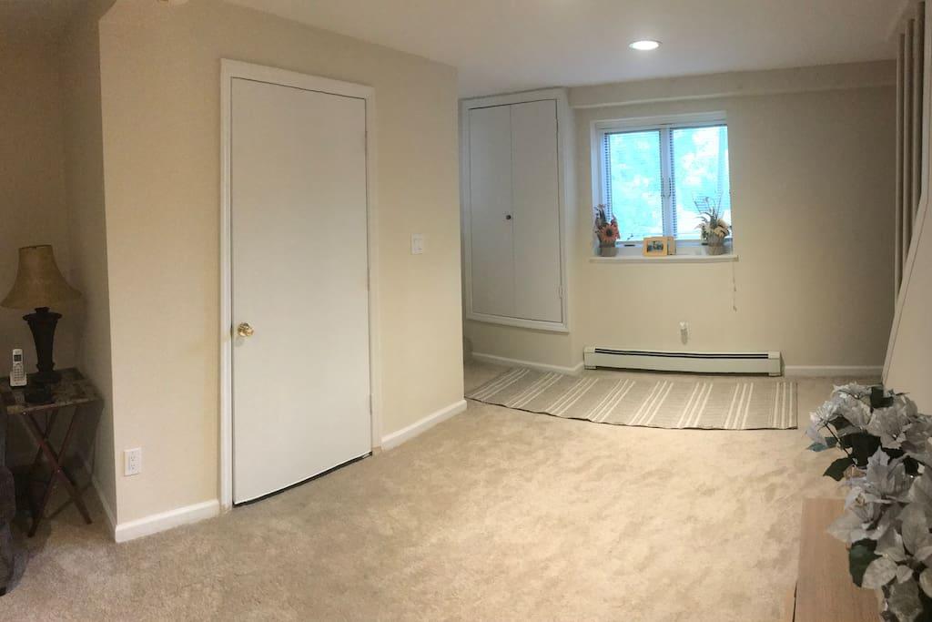 Living room / common area