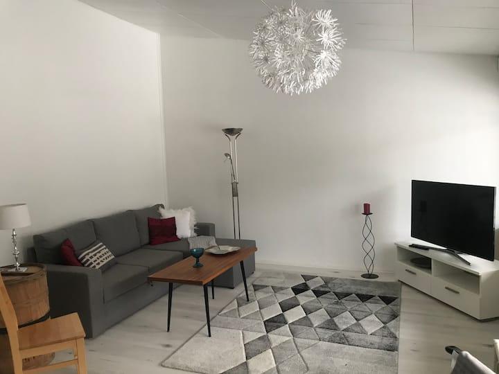 Tyylikäs rivari2 Lohjalla-Style appartment2inLohja