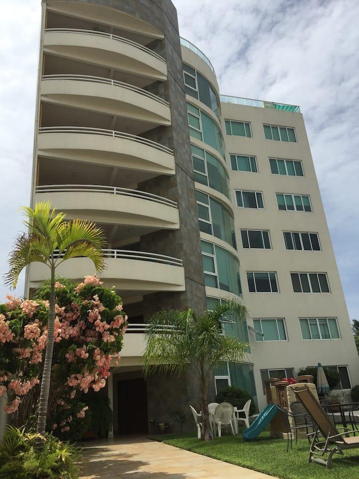 Luxury apartment Veracruz, Mexico.