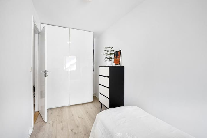 1 bedrom for rent in a cozy & central apartment