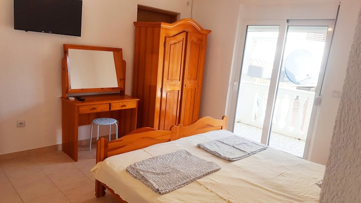 Double room with balcony - Casa Valeria