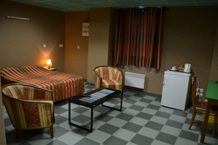 Appartement de 1 a 6 personnes avec 2 chambres
