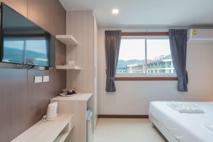 δ B private intimate superior room close to beachδ