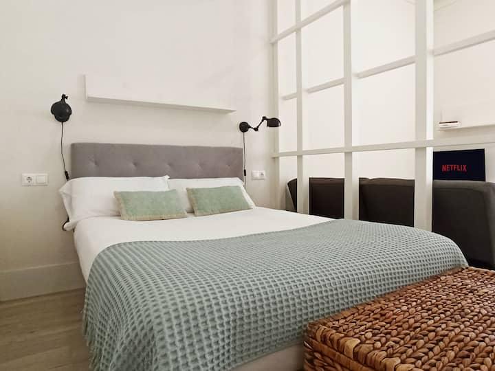 LOFT-Apartamento en Cambados con PARKING y Wifi