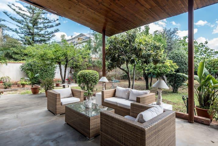 Villa Giardino Mondello Beach