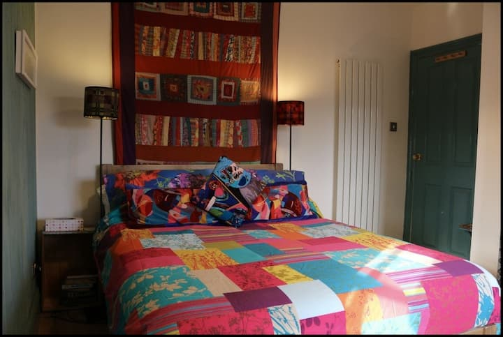 Room 4, small ensuite double.