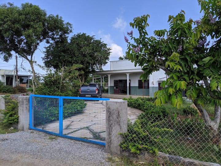 House Hồ Tràm thoáng rộng và mát. Gần Biển & Rừng