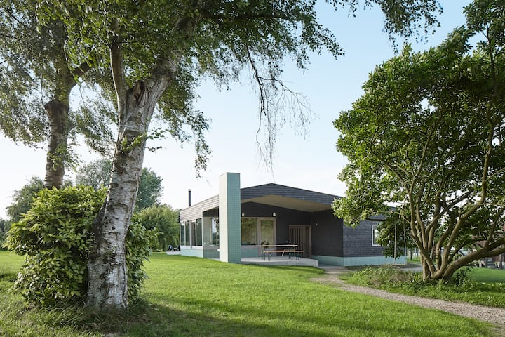 Haaghoek, design vakantiewoning