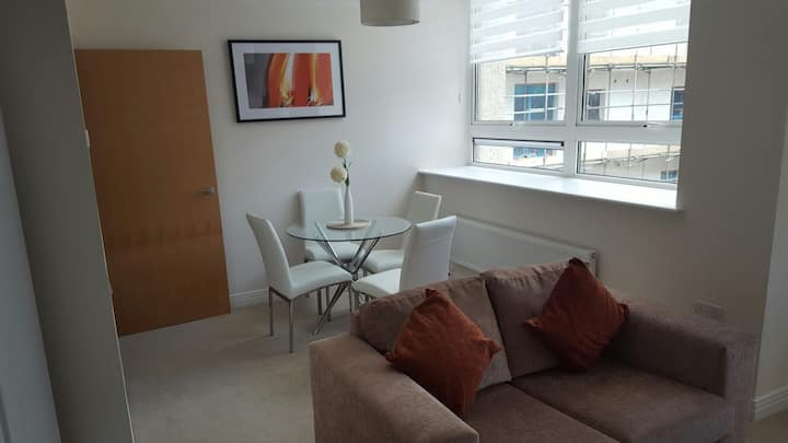 Luxury one bed apartment Stevenage