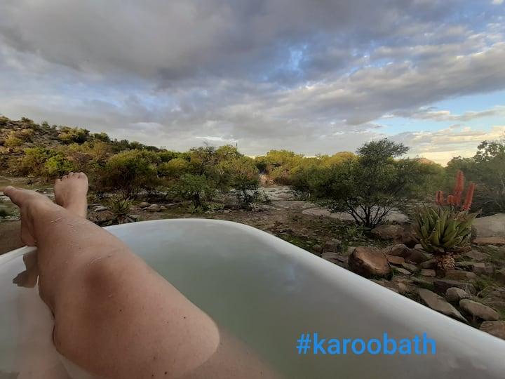 Denmark Farm Stay - Karoo Hideaway Cabin