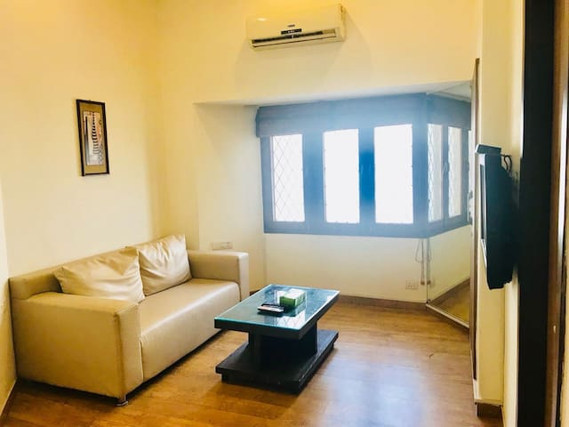 OLIVE Private Studio with Kitchen @ Defence Colony