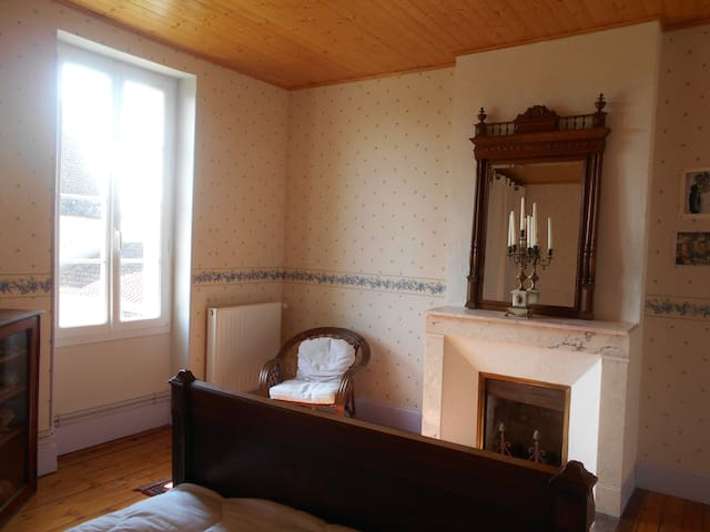chambre dans une maison de maître - Montagnac-sur-Auvignon - Casa
