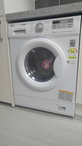 세탁기, laundry machine