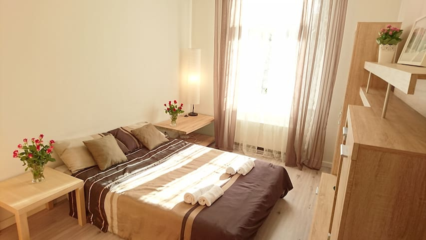 Lovely & quiet room in the Old Town - Kraków - Appartement