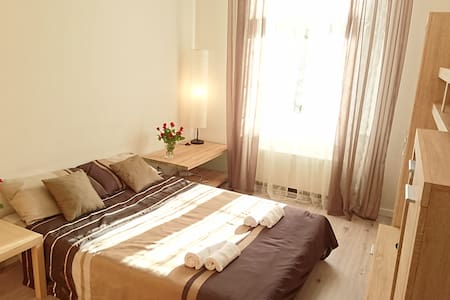Lovely & quiet room in the Old Town - Krakau - Wohnung