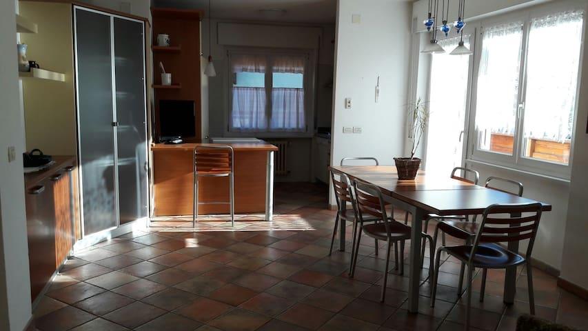 appartamento vicino alle piste e al centro - Folgaria