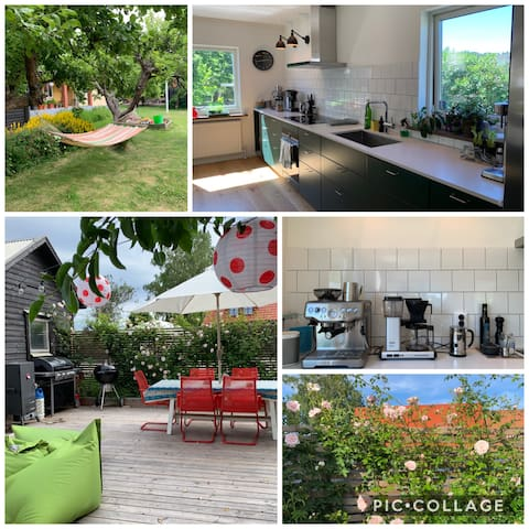 Modern house in Mariefred, great for families!
