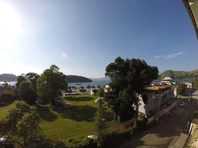 Apartamento C Jacareí acesso Ilha Grande Vista mar
