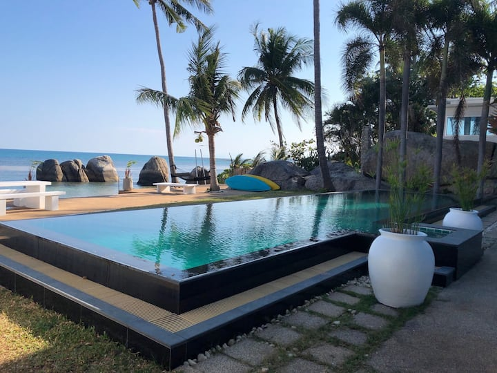 The Rock Samui (Bungalow with outdoor pantry)