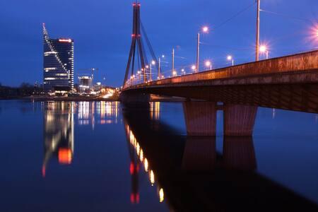 Newly Refursbished Flat in Riga - Riga - Appartement