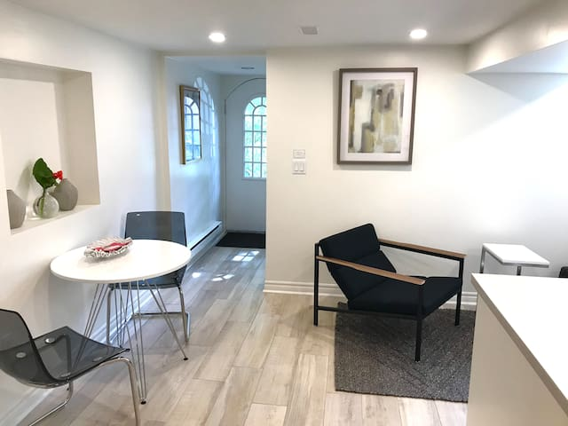 Modern Canadiana Cottage by the Park