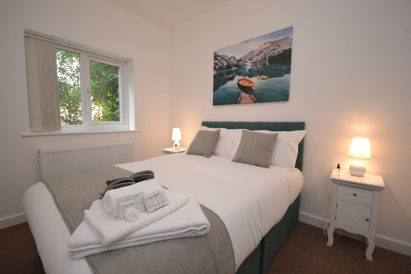 Well equipped 3 bedroom rental by Deluxe stays