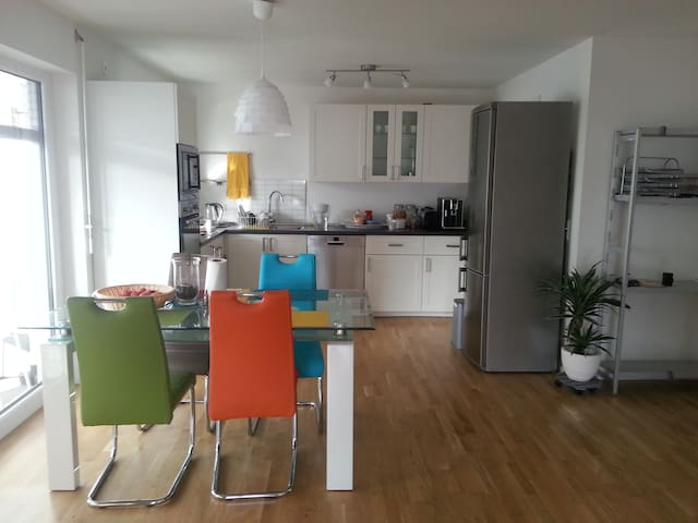 Sindelfingen/Stuttgart 2 single bedroom apartment - Sindelfingen - Apartament