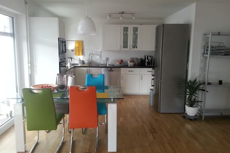 Sindelfingen/Stuttgart 2 single bedroom apartment - Sindelfingen