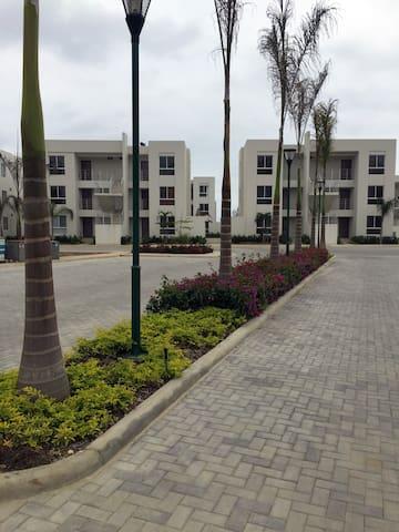 Street View, Main Entrance Playa Blanca
