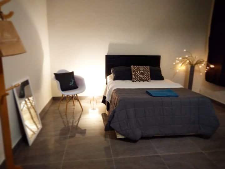 LOVELY & COZY STUDIO IN SANISIDRO W/MINIBATHROOM<3