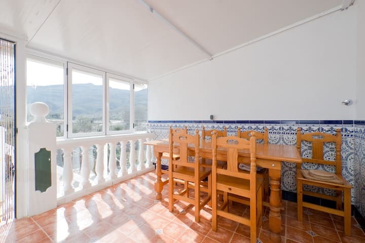 Case Jatar, Private Garden, Pool, WIFI, Sleeps 14 - Granada - Haus