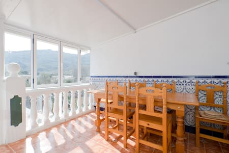 Case Jatar, Private Garden, Pool, WIFI, Sleeps 14 - Granada - House