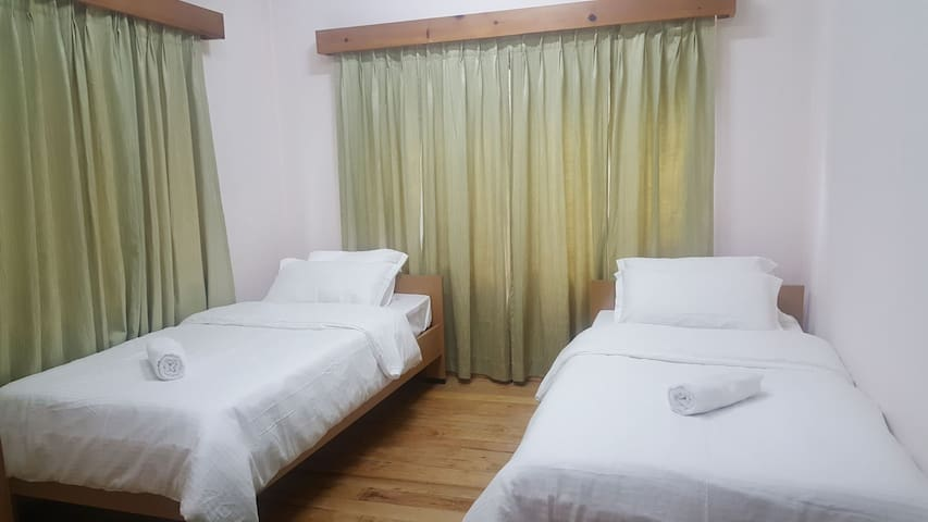 Yangchenphu Apartment Service with best view.