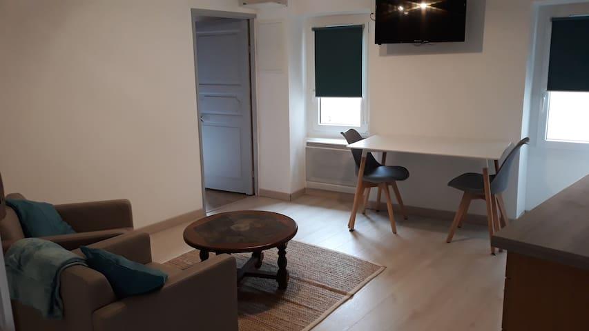 Appartement 25 M² centre village  de la bolline