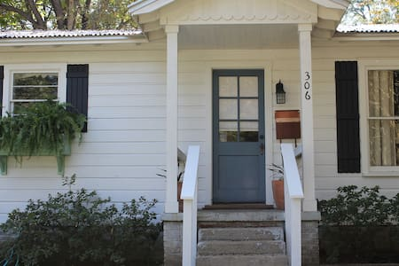 Sara Jane Cottages in Historic Jefferson Texas