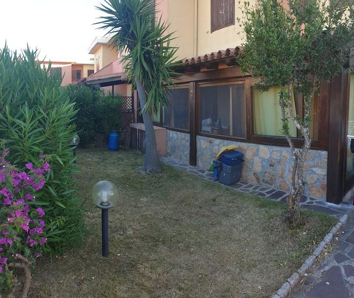 Appartamento Trilo in villaggio turistico sardegna