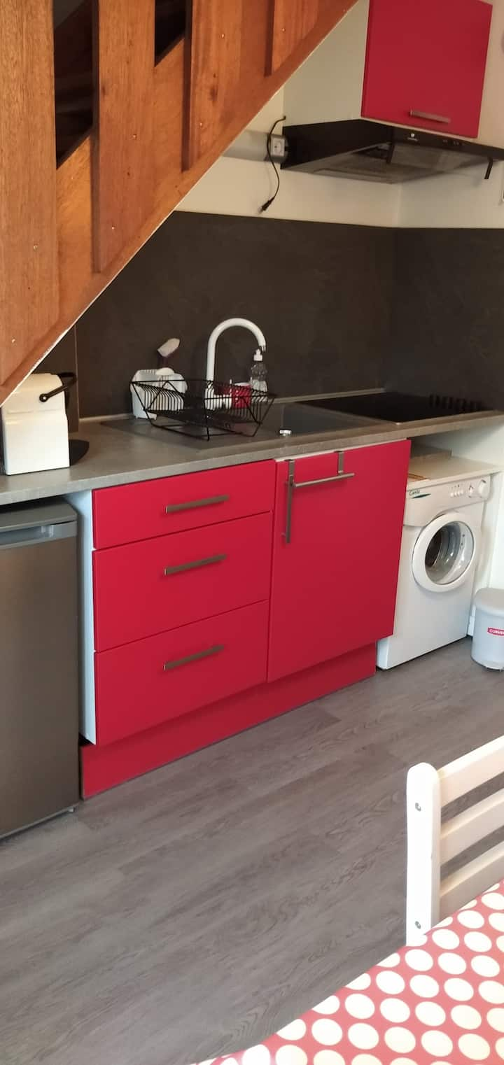 Loue appartement 4 pers