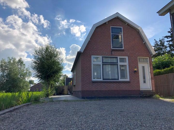 Vrijstaand huis in Vinkeveen