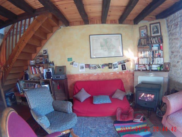 Maison de coeur pour vacances paisibles - Saint-Benin-des-Bois - Casa de férias