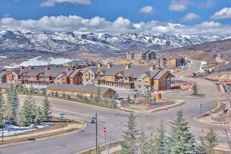 Park City - Quinn's Junction/Browns Canyon Park City Black Rock Penthouse - Casa