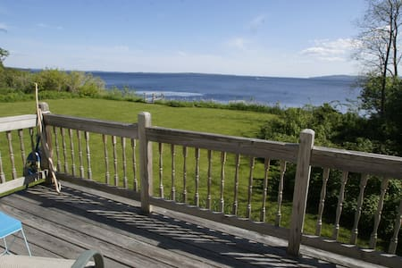 Cozy Maine Cottage, along shores of Penobscot Bay! - Searsport - Gästehaus
