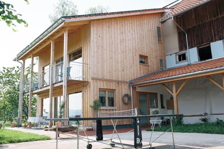 be and be mit Weitblick und Herz 6 - Lütisburg - House
