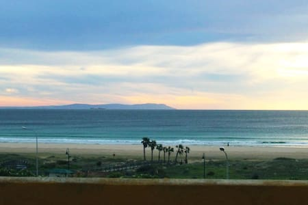 Beach Front Apartment - 2 Bedrooms - Tarifa - Apartment