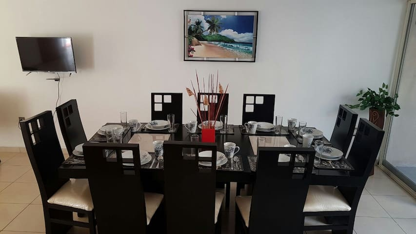 Bonita Casa en Coto Privado Bahía de Banderas(35) - Mezcales - บ้าน