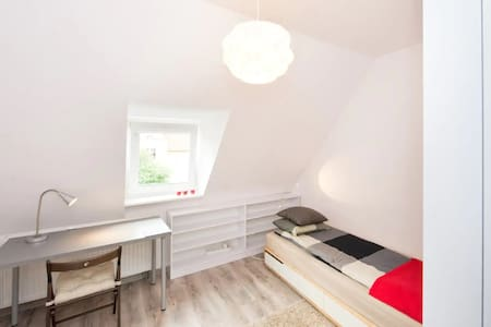 Room in apartment Gdańsk Wrzeszcz (n1)