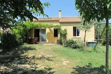 Maison agréable entre Nîmes et Ales - Saint-Génies-de-Malgoirès
