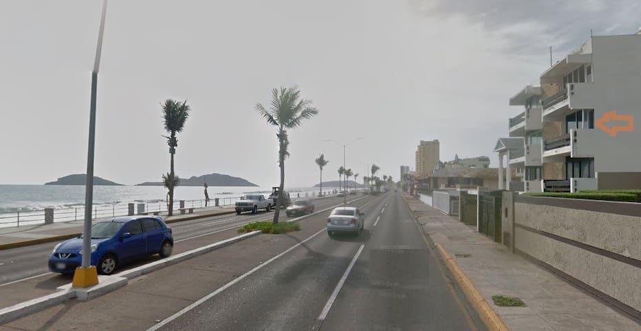 Hermoso Departamento con Vista al Mar - Mazatlán