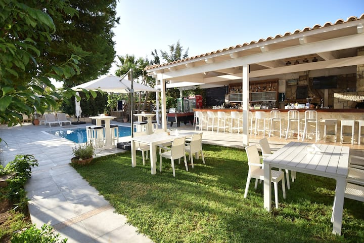 Hotel Georgia Ammoudara