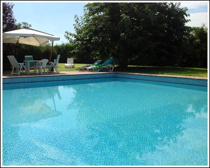 """Casa Padronale""  Tennis & Pool"