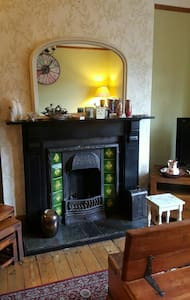 Lovely character terraced house close to beach. - Whitley Bay - House